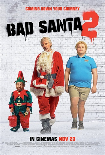 Bad Santa 2 2016 UNRATED English Movie Download