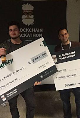 Blockchain Matt Davis Tyler Welmans
