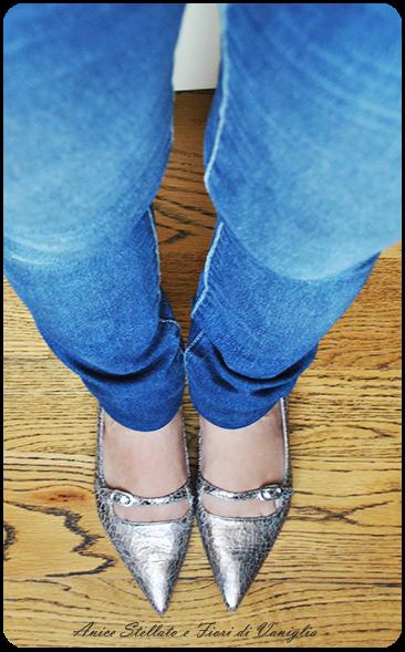 scarpe ballerine prosperine collaborazione