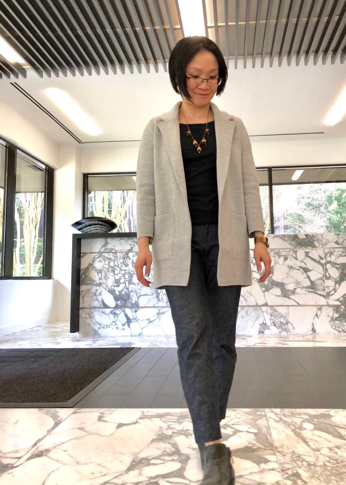 Petite Impact Review Jcrew Lightweight Sweater Blazer