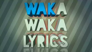 Waka Waka Lyrics