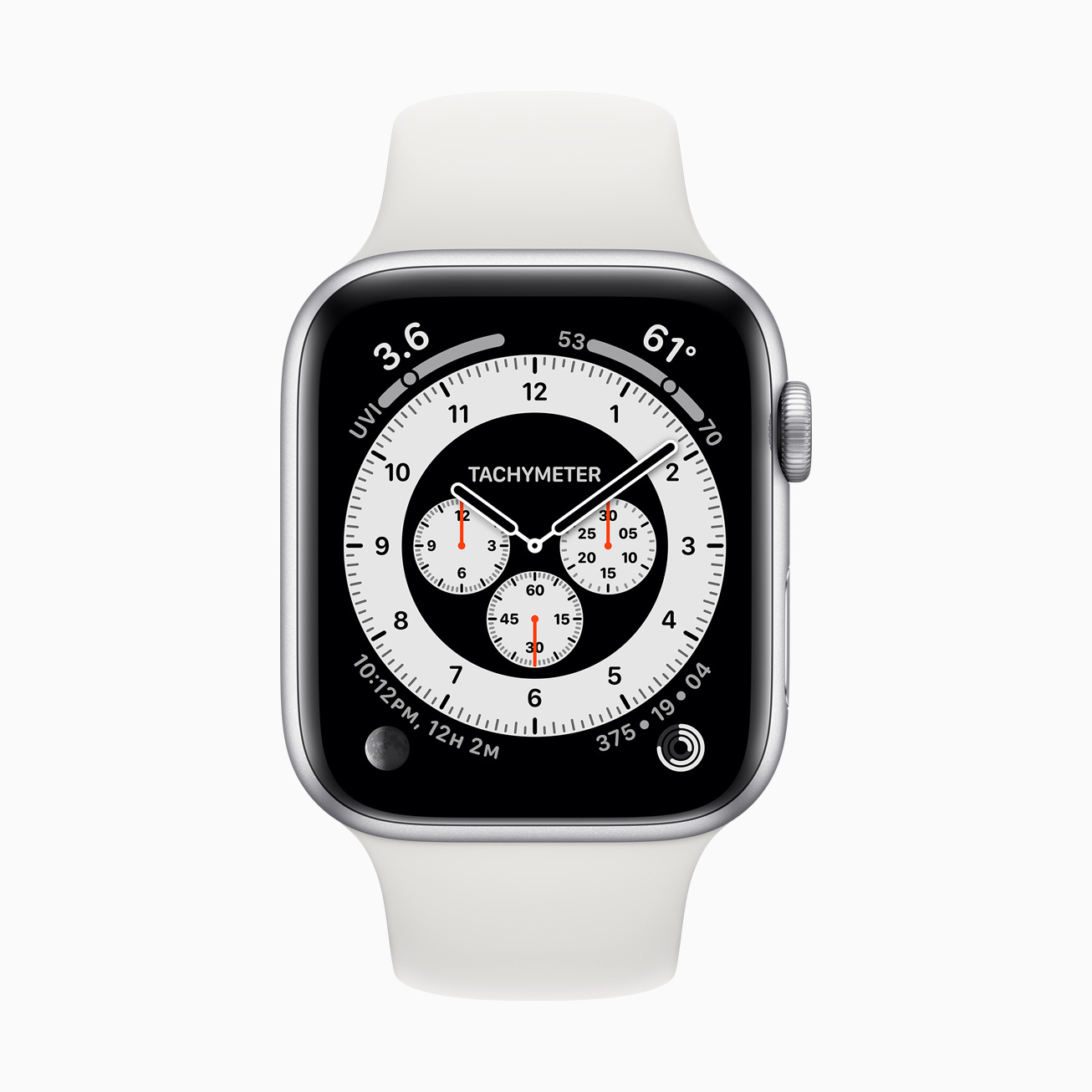 watchOS 7 加入 Apple Watch 錶盤共享、睡眠追蹤和洗手檢測