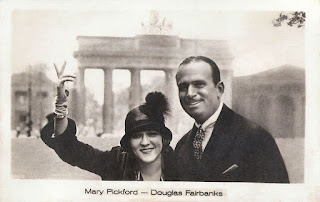 Pickford Fairbanks in Berlin