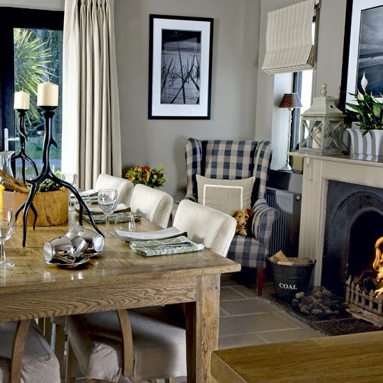 Country Style Dining Room: Modern Country Style: Modern Country Dining Heaven