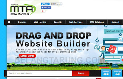 MTA Solutions Web Design and Hosting Providers