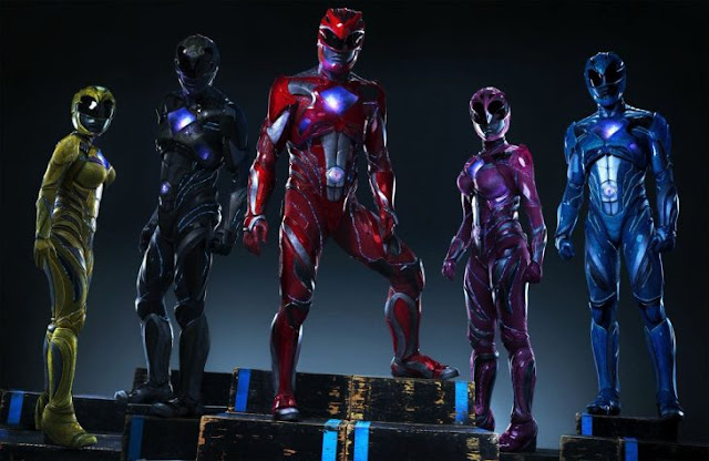 Bryan Cranston será Zordon en los Power Rangers