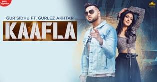 Kaafla Lyrics - Gur Sidhu ft. Gurlez Akhtar
