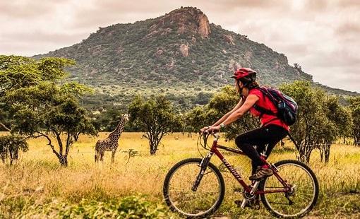 Safaris en bici africa