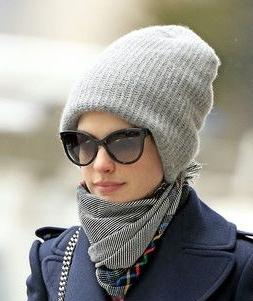 Óculos  de sol Anne Hathaway - Óculos tendencias primavera-verão 2016