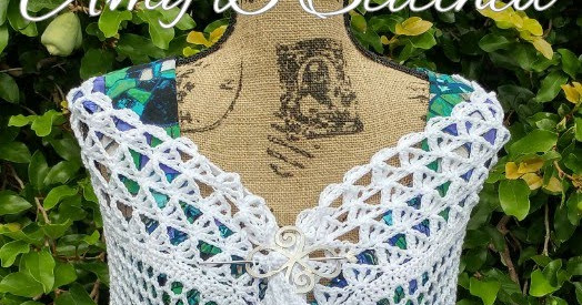 Wandering Wings Wrap FREE Crochet Pattern