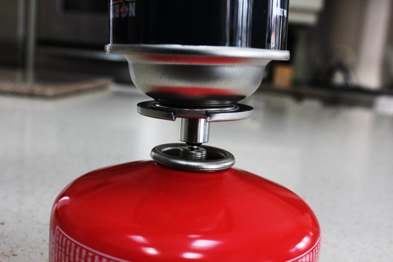 Gear Review: Butane Canister Refill Tool   Urbanus Magnus