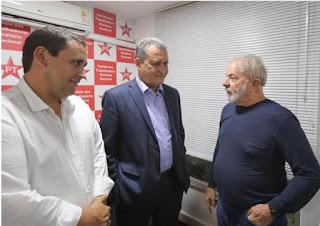 Presidente do PT condena Zambelli por sugerir  ação da PF na Bahia