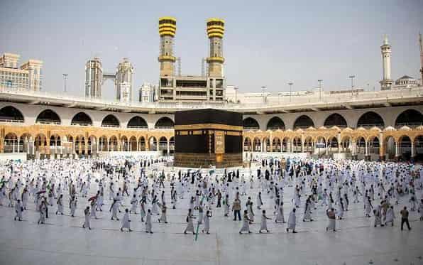 16,000 Pilgrims registered for Umrah through 'Eatmarna' app for First 10 days
