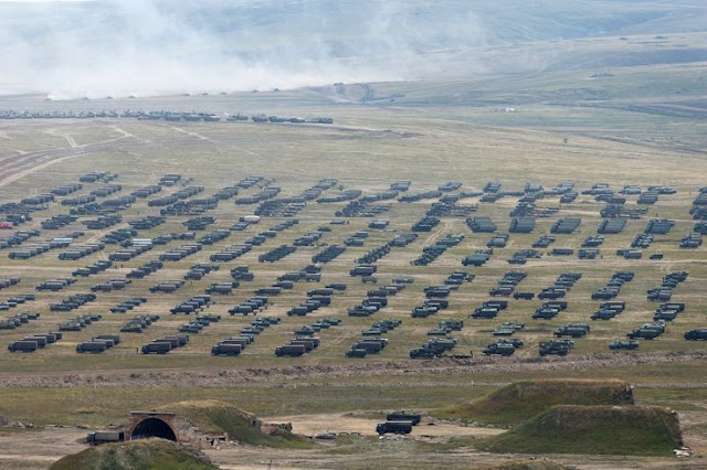RI Diundang Sebagai Pengamat dalam Latihan Perang Besar-besaran Militer Rusia
