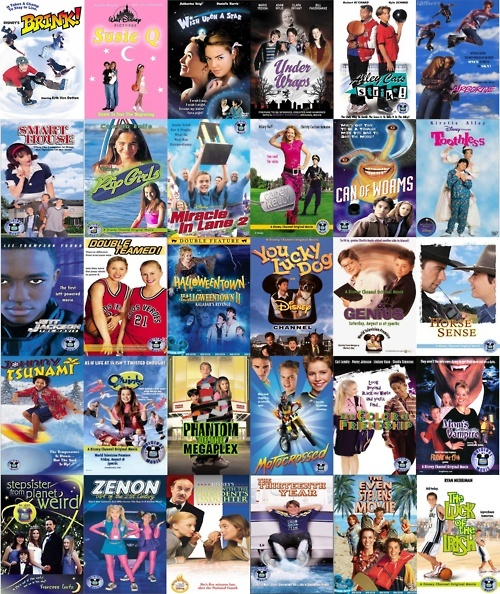 classic disney channel movies - photo #6