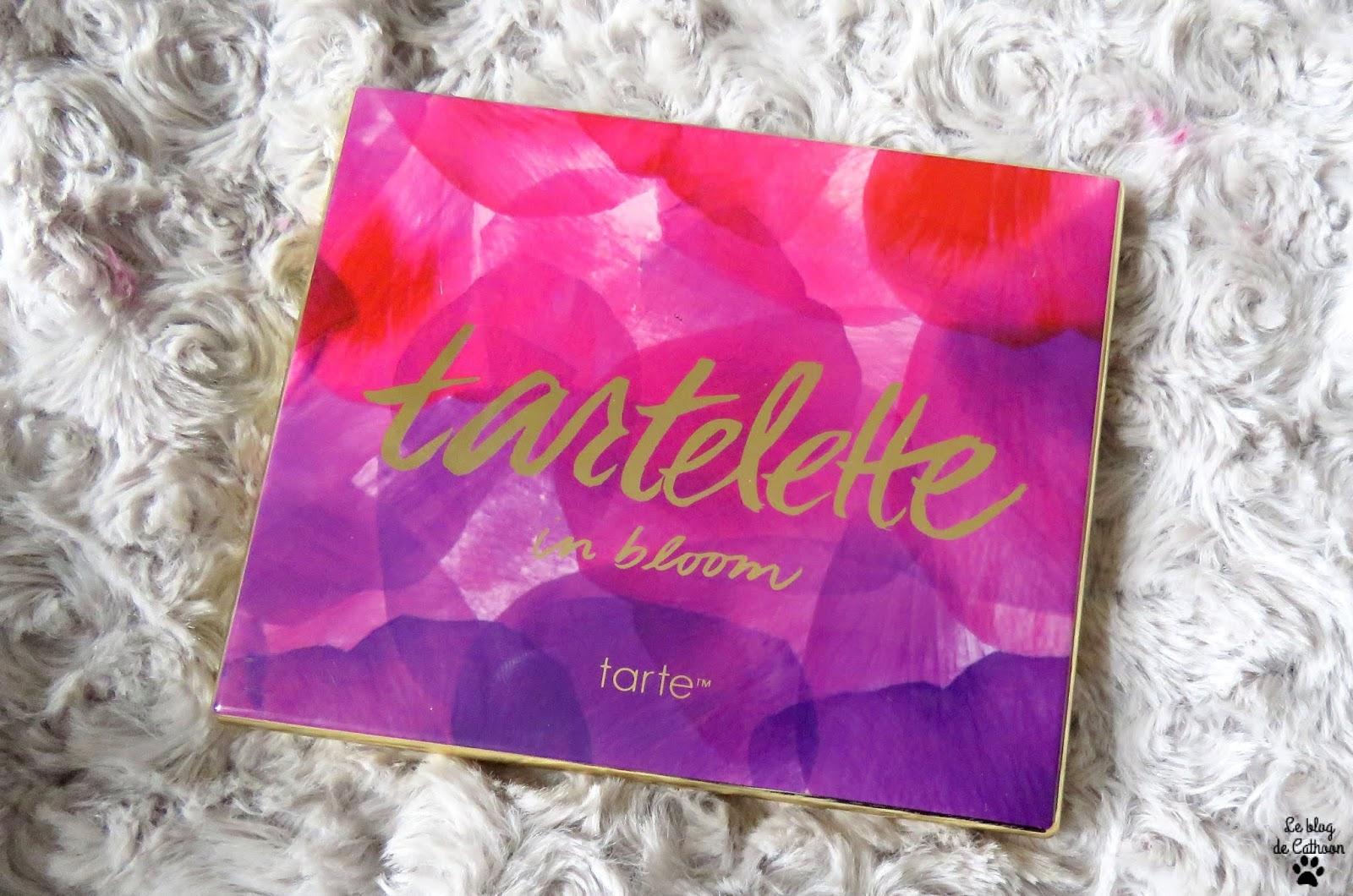 Tartelette In Bloom - Palette fards à Paupières - Tarte