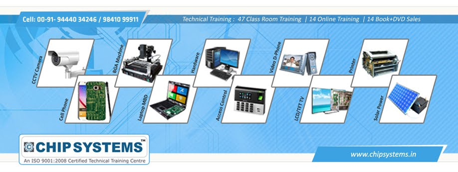 chipsystems.in Technical Training Free Videos
