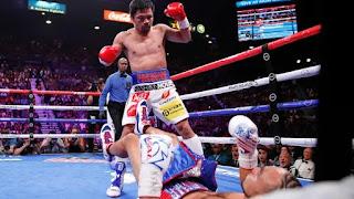 Manny Pacquiao quebró el invicto de Keith Thurman; derrota por  decisión dividida y unificó el título mundial
