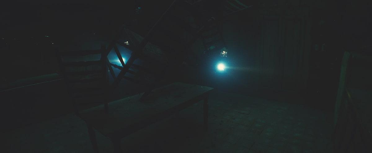 Первые кадры подводного хоррора The Deep House про блогеров и маньяка - 06