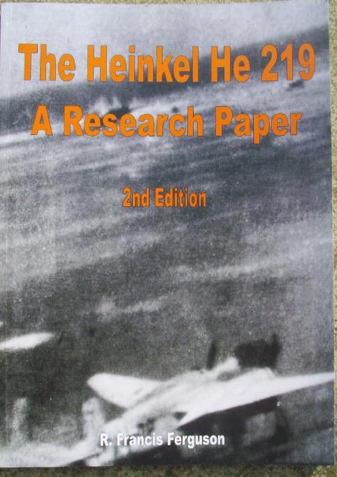heinkel he 219 a research paper