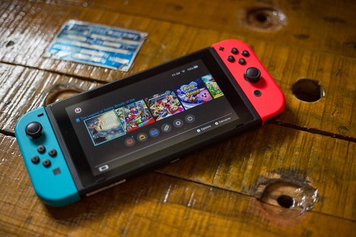 New Nintendo Switch saves battery life