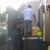 Jasa angkut brang pindahan di Medan.
