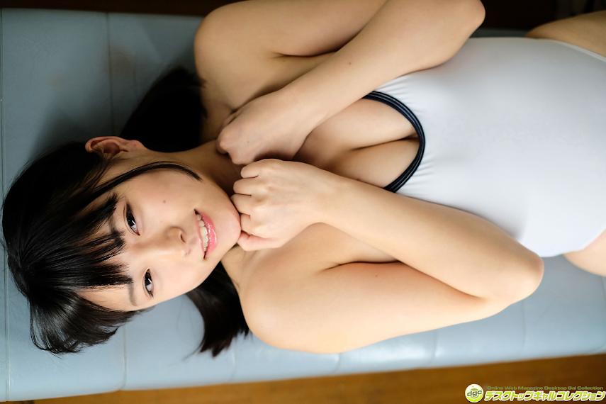 [DGC] 2019.05 Tsubasa Hazuki 葉月つばさ『幼い顔立ちながら露出はとっ』 2879
