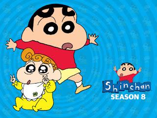 Shin chan Complete Season 8 Episodes Tamil+Hindi+Telugu (Multi Audio's)