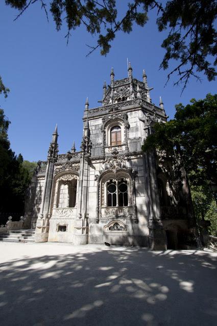 Sintra-Quinta da Regaleira