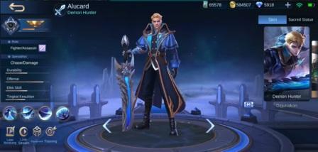 Hero Alucard Revamp