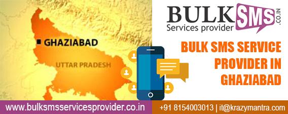 Bulk sms service provider in ghaziabad
