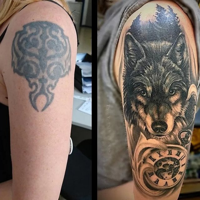 cover my tattoo