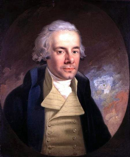 William Wilberforce – With others campaigned successfully for the abolishment of slavery.