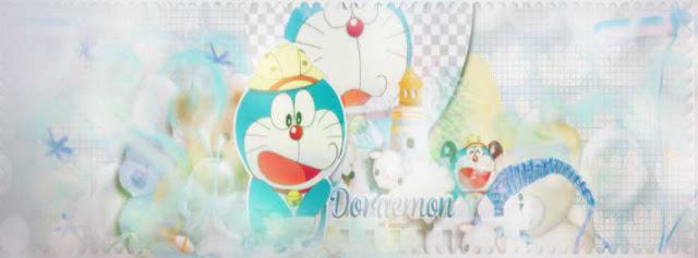 Ảnh Bìa Facebook Doremon Dễ Thương