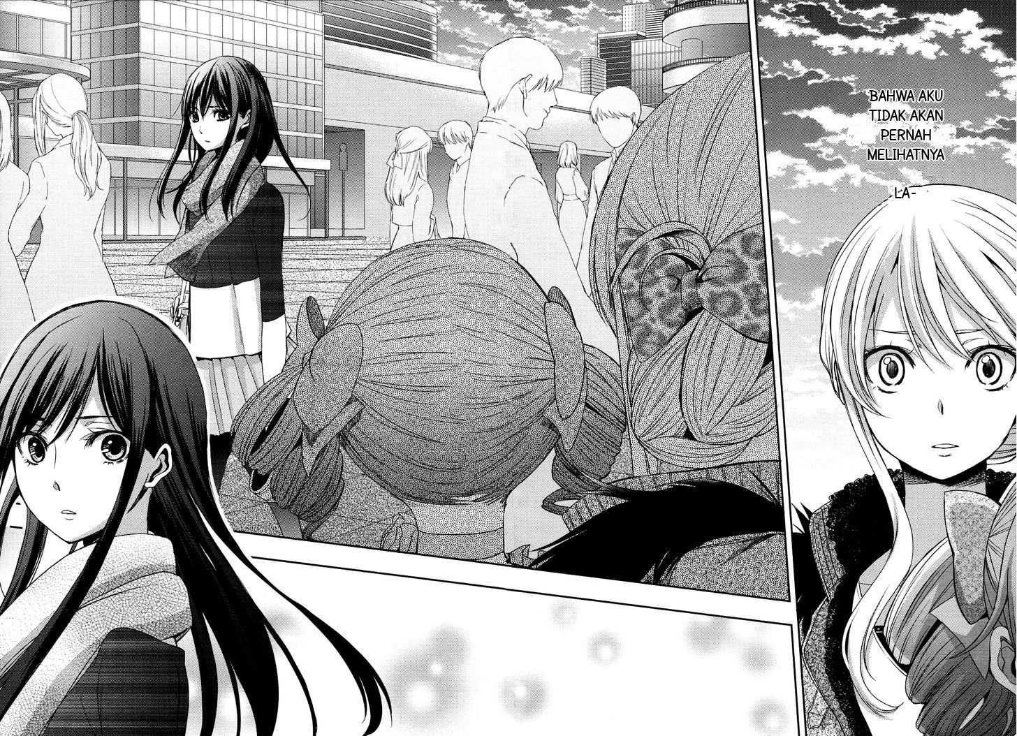 Manga Citrus Chapter 5 Bahasa Indonesia