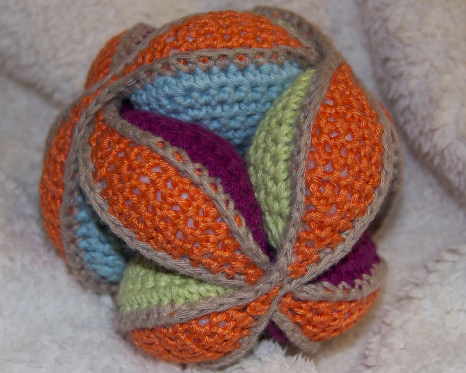 Bastelspaß Mit Hasekind Anleitung Link Amish Puzzle Ball