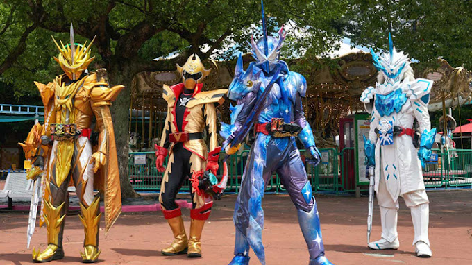 Kamen Rider Saber Special Chapter: The World Pirate is Coming Subtitle Indonesia