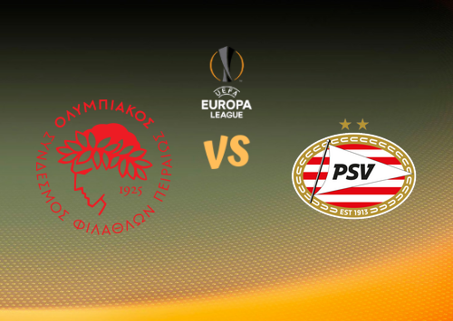 Olympiakos Piraeus vs PSV  Resumen