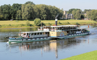 Means of Transport - Water Transport - Steamer