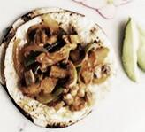 recetas mexicanas de pollo con Champinones