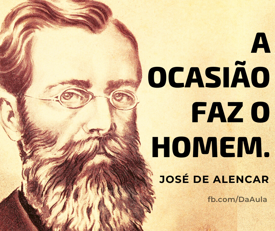 Quem foi José de Alencar