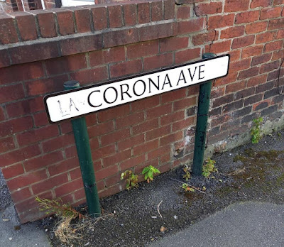 Corona Avenue in Oldham