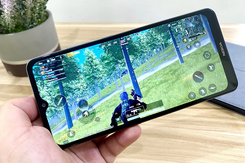 Nokia 2.4 Review + Unboxing: Gaming