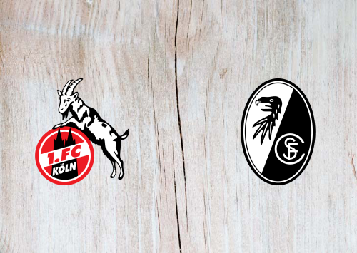 Köln vs Freiburg -Highlights 2 February 2020