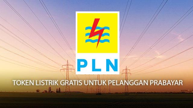 Cara dapat token listrik gratis PLN prabayar