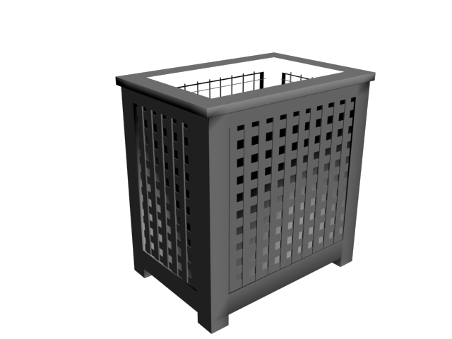 Sepet 3D Model