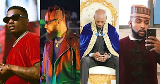 Top 10 Nigeria's Richest Musicians And Their Net Worth in 2019