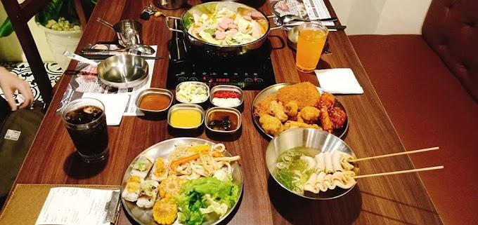 Review Manyo Tteokbokki của ông chủ người Hàn
