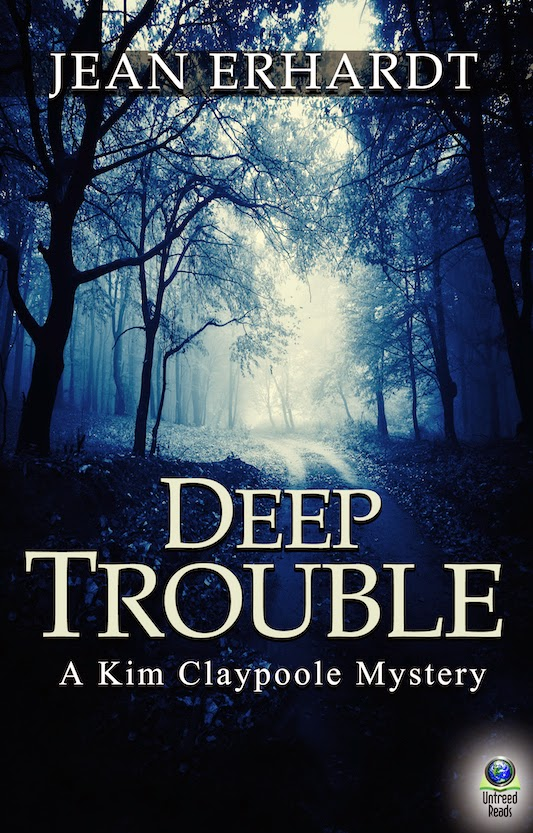 http://www.amazon.com/Deep-Trouble-Claypoole-Mystery-Book-ebook/dp/B00LBH1ZPU/ref=la_B005IDH1YC_1_2?s=books&ie=UTF8&qid=1405379664&sr=1-2