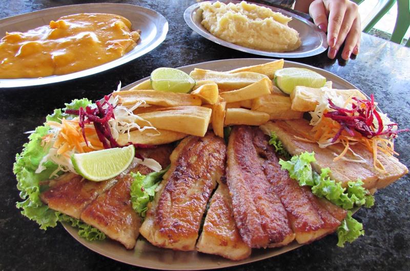 João Pessoa: restaurantes